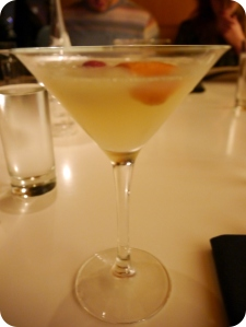 White Grapefruit Cosmopolitan