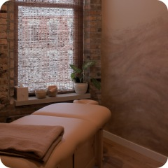 Earth Spa Room