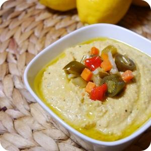 Giardiniera Hummus