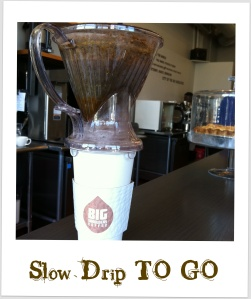 Slow Drip Coffee