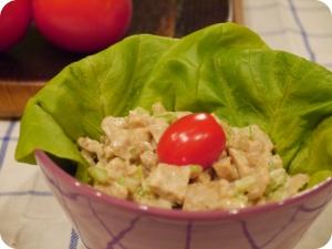 Not-Chicken Salad