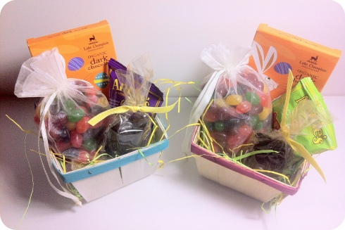 Compassionate Easter Baskets