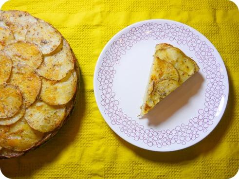 Potato Torte