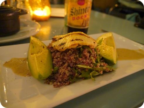 Avocado Quinoa