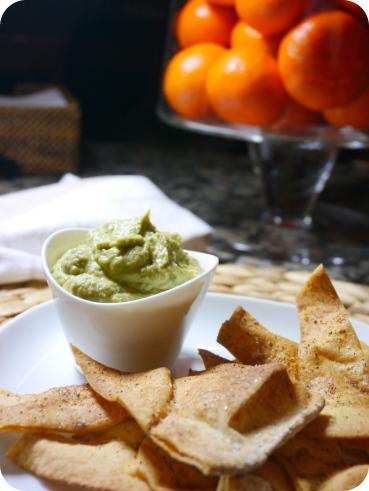 Pinto Bean & Avocado Hummus