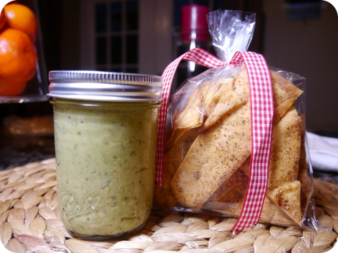 Hummus & Chips make for a great gift