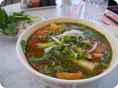 Pho Chay - Elizabeth Street Cafe, Austin, TX