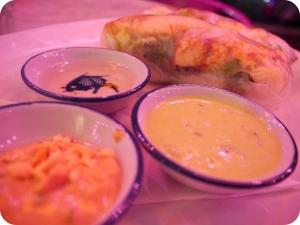 Spring Rolls - Elizabeth Street Cafe