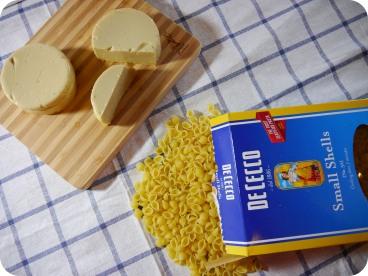 Truffle Cheese and Pasta