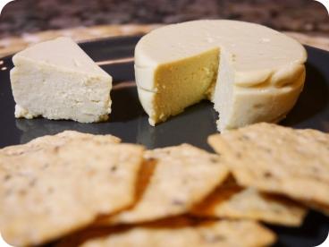 Vegan Truffle Cheese