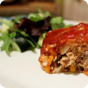 Mom's Turkey Meatloaf