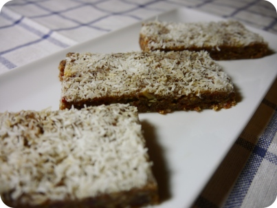 Vegan Power Bars