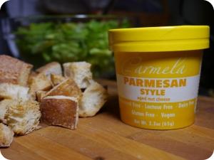 Vegan Parmesan