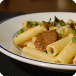 Oil & Herbs Pasta Sauce