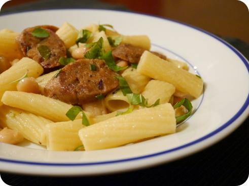Oil & Herb Pasta