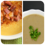 Potato Leek Soup Face Off